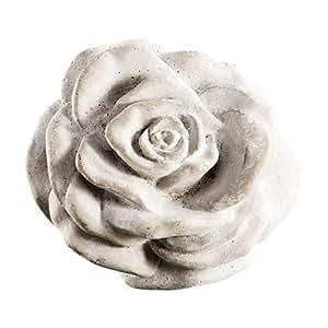 Ciment Rose allongé Gris 9x 5cm