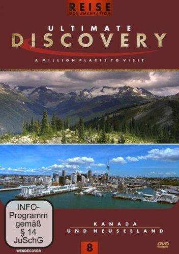 Preisvergleich Produktbild Ultimate Discovery 8 - Kanada und Neuseeland