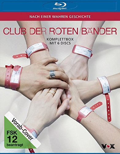 Club der roten Bänder – Komplettbox [Blu-ray]