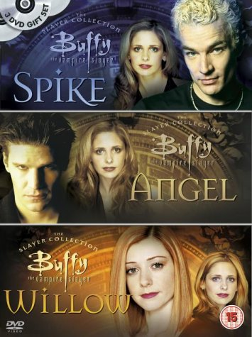 Buffy The Vampire Slayer - The Slayer Collection: Spike / Angel / Willow