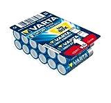 VARTA HIGH ENERGY Batterie AA LR6 Mignon 12er Big Box by Varta