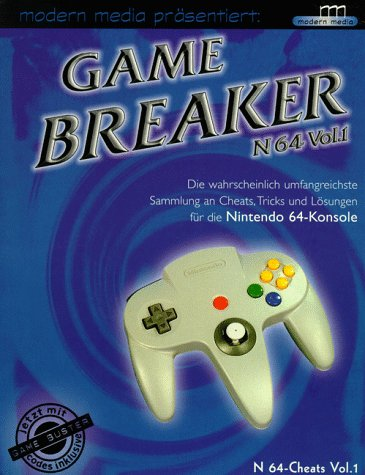 Game Breaker 1 Lösungsbuch (Nba Hangtime)