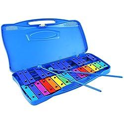 Tera Xilófono con 25 instrumentos musicales de percusión rating el mejor regalo para los ni?os y bebšŠs (multicolor)