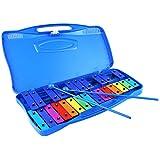 Tera Xilófono con 25 instrumentos musicales de percusión rating el mejor regalo para los ni?os y beb¨¦s (multicolor)