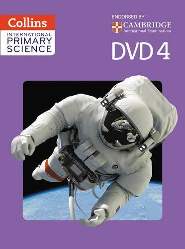Collins International Primary Science - International Primary Science DVD 4 by Karen Morrison (2014-09-15)