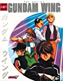 Gundam Wing Artbook 01.
