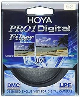 Hoya Pro1 Digital - Filtro de protección UV para Objetivo de 62 mm, Montura Negra (B000KZ9916) | Amazon Products