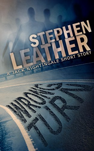 Wrong Turn by Stephen Leather