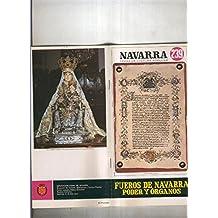 Navarra temas de cultura popular numero 239: Fueros de Navarra, poder y organos