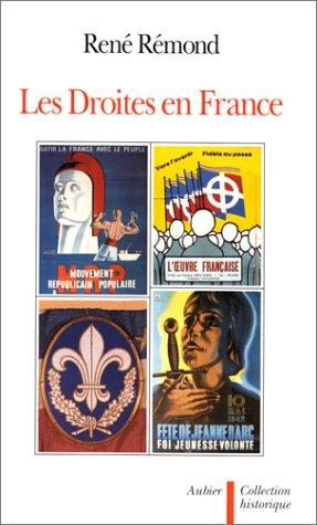 Les Droites en France par René Rémond