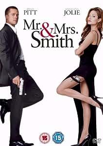 Mr And Mrs Smith [UK Import]