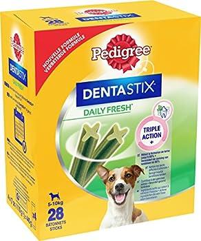 Pedigree Dentastix Fresh - Friandises pour petit chien - 112 sticks hygiène bucco-dentaire