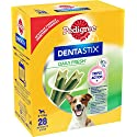Pedigree Dentastix Fresh Friandises Pack de  28 Sticks Hygiène Bucco Dentaire pour Petit Chien