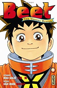 Beet the Vandel Buster Edition simple Tome 8