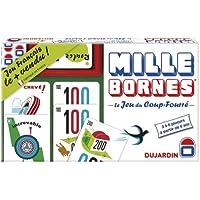 Dujardin - Jeu de société - Jeu 1000 bornes standard - Version Poche