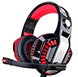 DIZA100 GM-1 PS4 Gaming Headset (red3)
