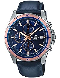 Casio Edifice Chronograph Blue Dial Men's Watch - EFR-526L-2AVUDF (EX302)