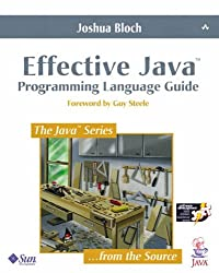 Effective Java (TM) Programming Language Guide