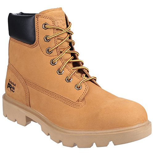 best sneakers aaae0 b35fb Timberland Pro Sawhorse Lace up Safety Boot,Wheat, 8 UK (42 EU)