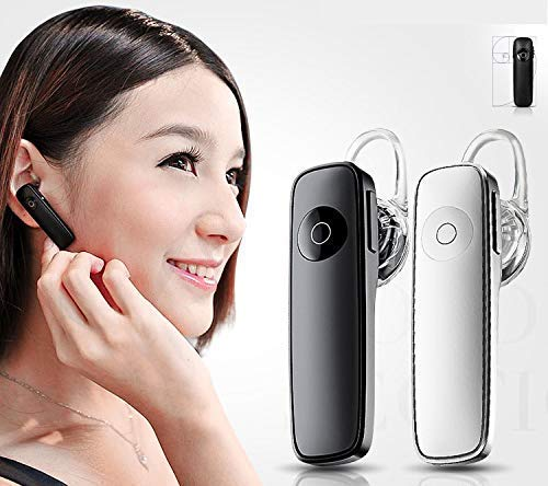 Onumtz Bluetooth Headphones for Redmi Note 8 Pro, 8a Mi Y3, Redmi Note 7, Redmi Note 6 Pro, Mi A2, Poco F1, Redmi Note 5 Pro, Mi Mix 2, 6A, Mi Note 5 Pro Wireless Headset with Mic Earphone Image 3