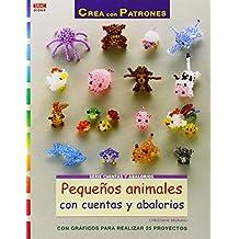 Crea Con Patrones. Pequeños Animales Con Cuentas Y Abalorios (Abalorios ...