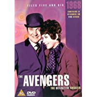 The Avengers : The Definitive Dossier 1968