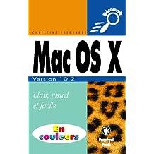 Mac OS X - Version 10.2 Jaguar