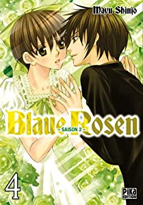 Blaue Rosen - Saison 2 Edition simple Tome 4