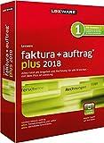Lexware faktura+auftrag 2018 plus-Version Minibox (Jahreslizenz)|Einfache Auftrags- und Rechnungs-Software für alle Branchen|Kompatibel mit Windows 7 oder aktueller