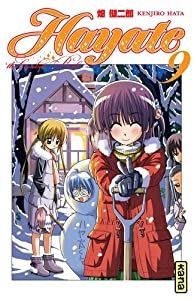 Hayate The combat butler Edition simple Tome 9
