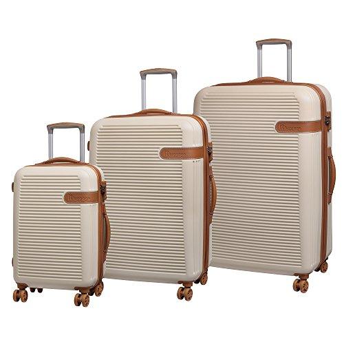 It luggage Maleta, Crema Marfil - 16-1762-08GLO3N-S176
