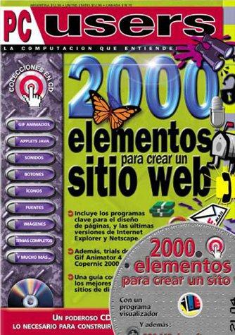 2000 Elementos Para Crear UN Sitio Web por Daniel Benchimol