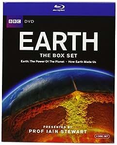 Earth - The Box Set [Blu-ray] [Region Free]