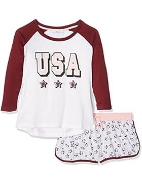 New Look Mädchen Pyjama-Sets Usa