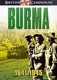 British Campaigns - Burma 1941 - 45 [DVD]