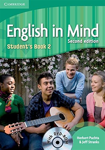English in mind. Level 2. Student's book. Per la Scuola media. Con CD Audio. Con DVD-ROM