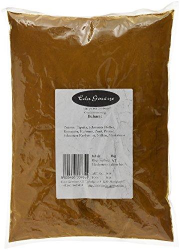 Eder Gewürze - Baharat Gewürz - 1 kg/Grillgewürz, 1er Pack (1 x 1 kg)