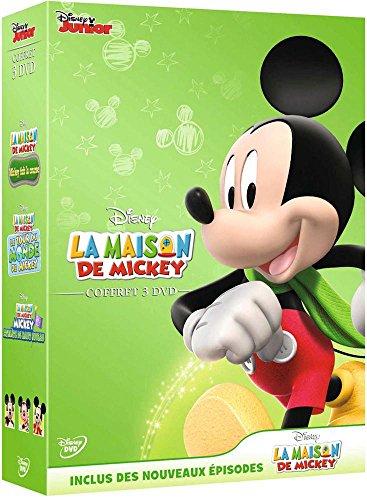 La Maison de Mickey - Mickey : Mickey fait la course + Le tour du monde de Mickey + Athlète de haut niveau