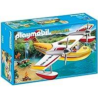 Playmobil - 5560 - Wild Life - Hydravion des Aventuriers
