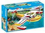 Playmobil 5560 Wildlife Firefighting Seaplane with Water Tank