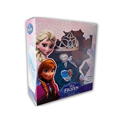Preisvergleich Produktbild Disney Frozen Die Eiskönigin Bade Set Duschgel plus Diadem