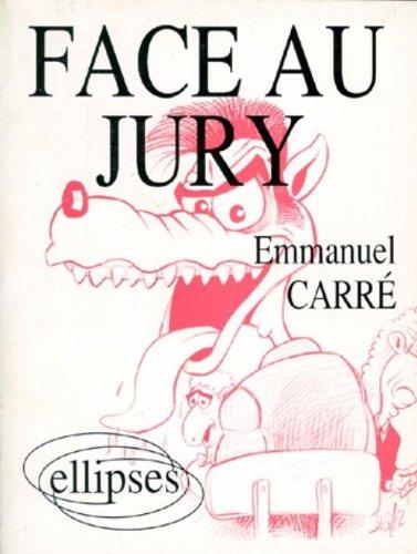 Face au jury