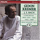 Violinkonzerte BWV 1041-43, -60