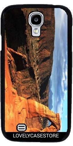SilikonHülle für Samsung Galaxy S4 Mini (GT-I9195) - Grand Canyon Arizona USA USA Arid Wüste Klippe