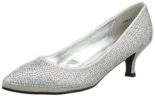 Kidderminster Footwear F9811, Ballerines et Talons Femme