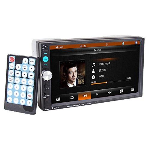 REAKOSOUND La Pantalla Táctil Capacitiva de 7' Pantalla Digital de Alta Definición 1024x600-7023D