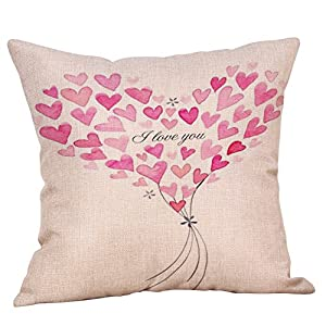 BBsmila Fundas Cojines Pillow Case