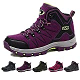 TUCSSON Scarpe da escursionismo Calzature da escursionismo da uomo / donna Arrampicata Sportive All'aperto Escursionismo Sneakers Viola EU36