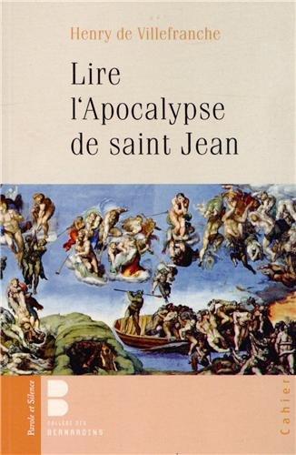 Lire l'Apocalypse de Saint Jean par Henry de Villefranche