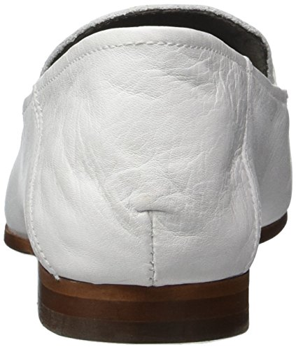 H.D. Hudson Mfg Co. Arianna Calf, Mocassins (loafers) femme Weiß (white)